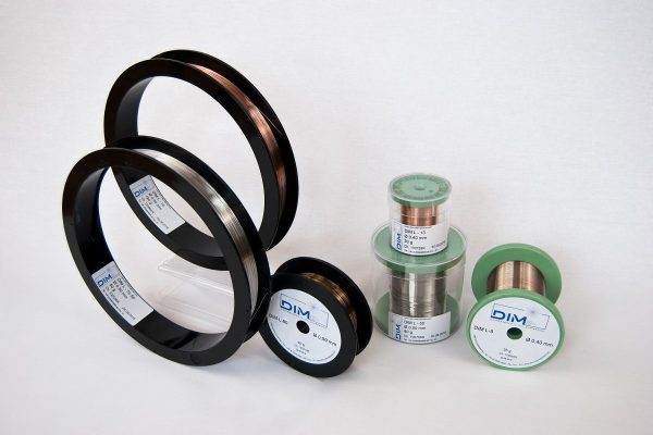 DIM Dráty pro laserové svařování na cívce