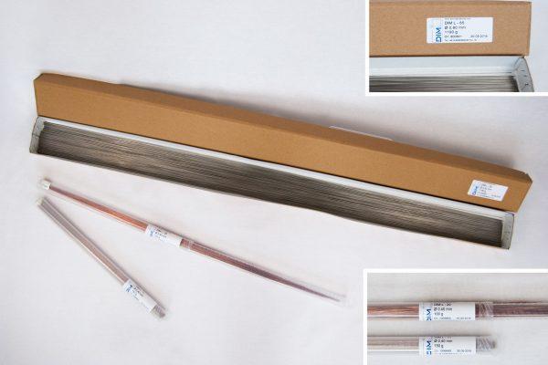 DIM Druty do spawania laserowego na prętach