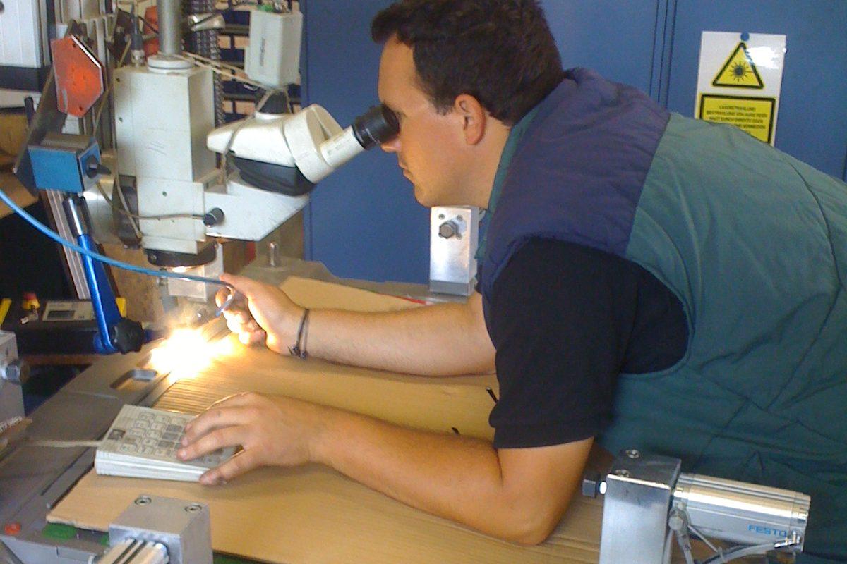 DIM Laserschweißdrähte für Werkzeugbau und Formenbau