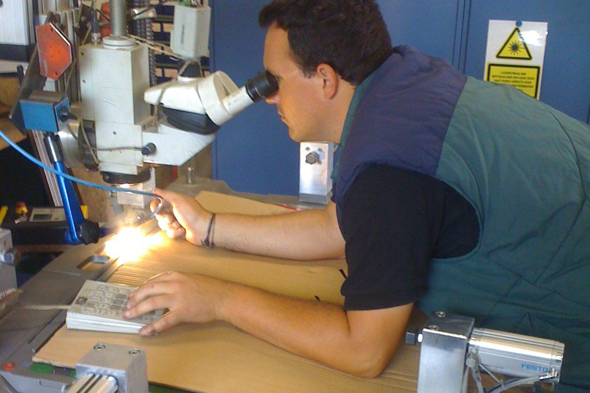 DIM dráty pro laserové svařování
